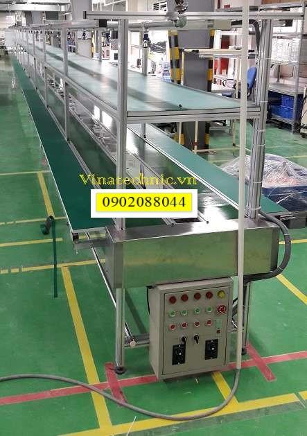 Băng chuyền công nghiệp TP02